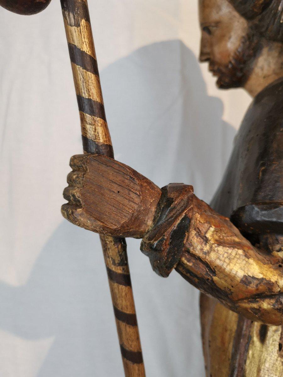 Saint Roch - XVIIeme siècle -photo-8