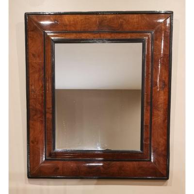Louis XIV Veneer Mirror, Circa 1680