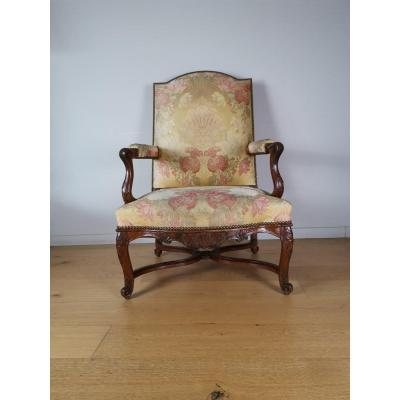 A Regence Armchair Early 18th Century Circa 1720