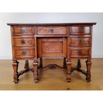 A Louis XIV Mazarin Desk, 17th Century Circa 1660