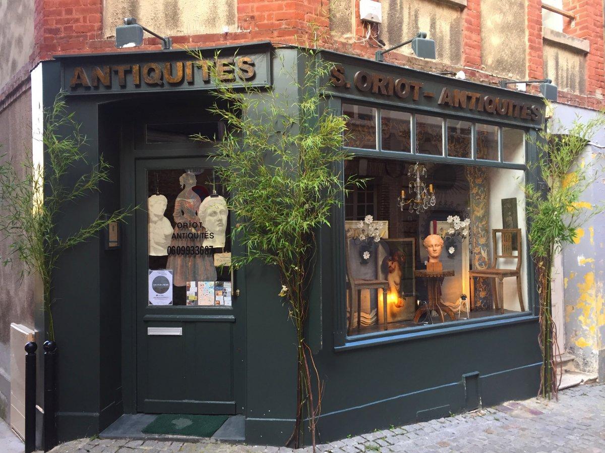 Séverine Oriot Antiquités