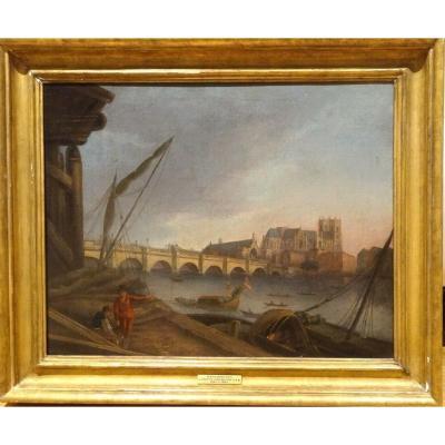 South Westminster, 18th Century By Joseph Farington (1747-1821)
