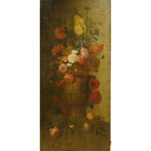 Still Life Of Flowers, 17th Century Dutch School