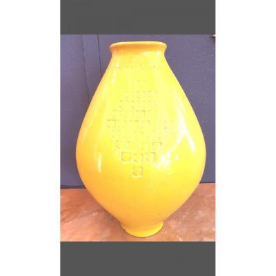 Aldo Londi Exceptionnel Vase