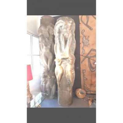 Sculptures Monumentales De Joan Abras