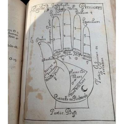 Esotérisme très rare livre 1667