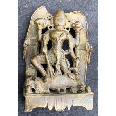 Vishnu Bronze Statue, India XVIIth Cty