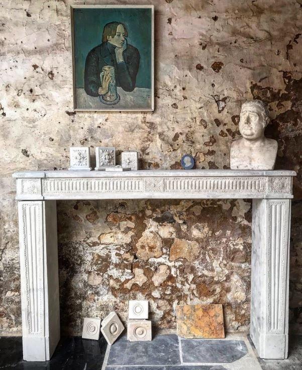 Simon Wharton Antiquités
