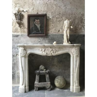Fireplace Lxv Dating From The End Of The Nineteenth Century