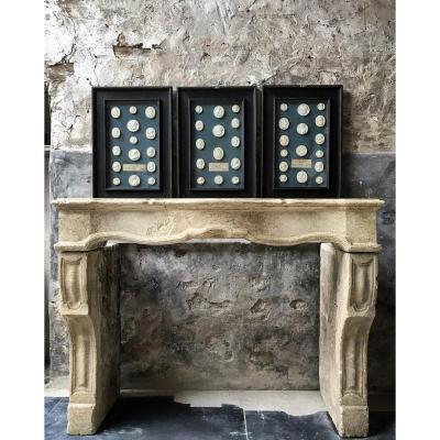 Fireplace Lxiv Limestone