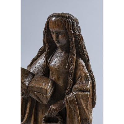 Sainte Dorothée En Chêne -  Pays-bas Méridionaux (Malines), V. 1500