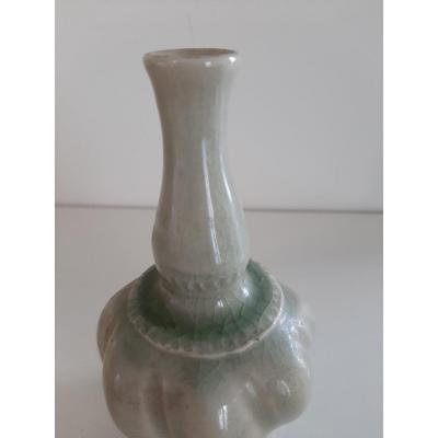 Vase Fau Et Guillard Art Deco