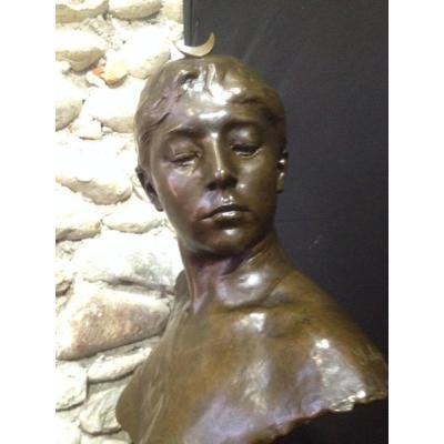 Buste De Diane / Alexandre Falguiere