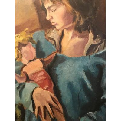 l'Enfance Perdue / Charles Brouty école d'Alger