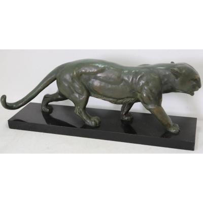 Jaguar Marchant / Serge Zelikson