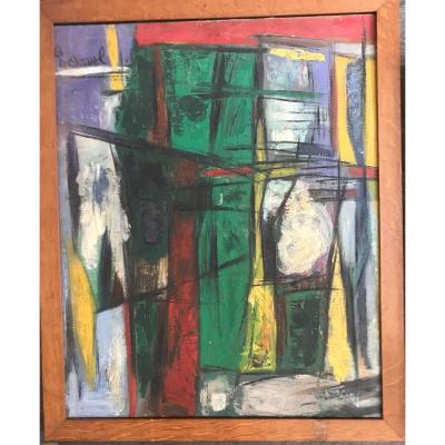Composition 1961 / M.g. Havel