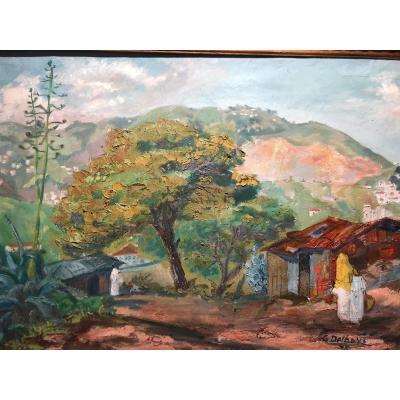 Paysage d'Algérie / Georges Delbays