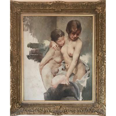 Deux Grâces / Pierre Bodard