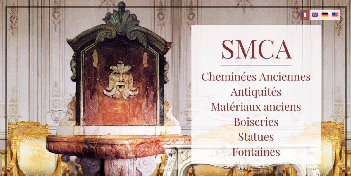 Antiquités Cheminées SMCA