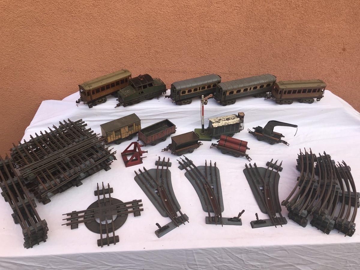 Lot Ferroviaire