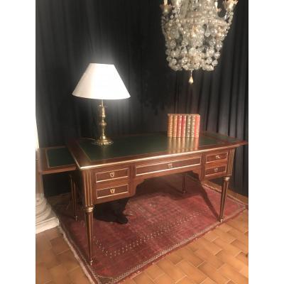 Bureau De Style Louis XVI d'époque XIXème