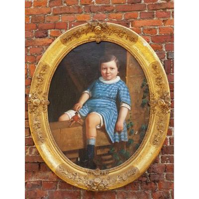 Hoffmann F. Oil On Canvas