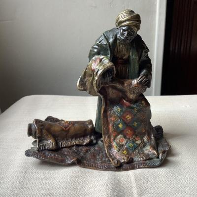 Orientalist Bronze