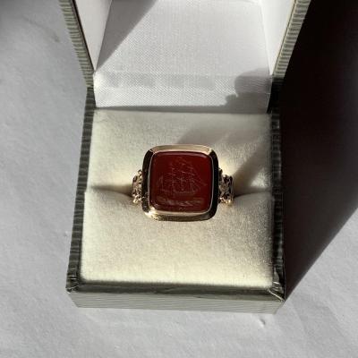 Intaglio Ring