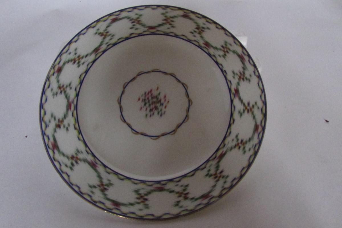 Assiette s vres 1791 porcelaines anciennes - Sophie ferjani decoratrice tarif ...