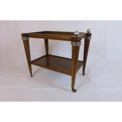 petite table roulante beautiful attributed to follot paulpetite with petite table roulante. Black Bedroom Furniture Sets. Home Design Ideas