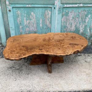 Table Basse En Olivier