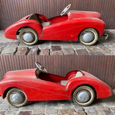 Auteuil Pedal Car Luxury Model From Chez, Jean Pidoux -diamant-