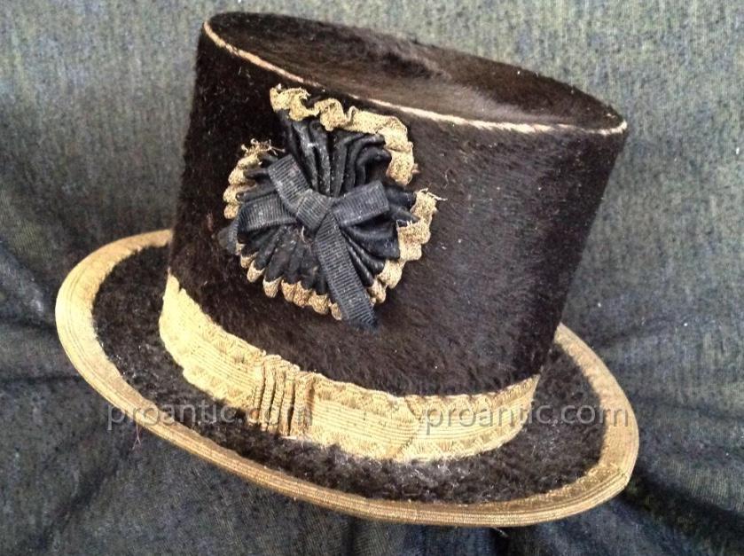 Henry d'Allemagne - Chapeau Miniature -  19ème -