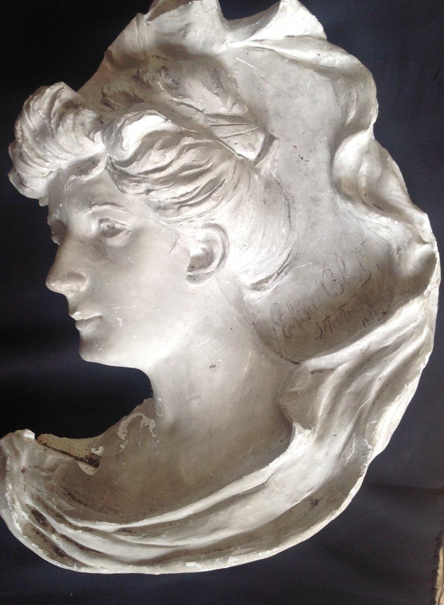Princess Mathilde Bonaparte By Elisa Bloch