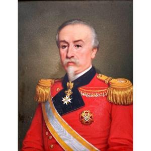 Adolfo Guillemard d'Aragon By Louis Eugène Coedes