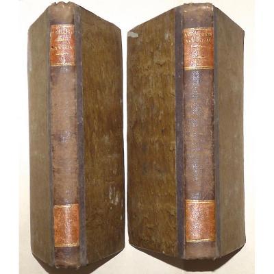 Balzac -  Les Chouans ou La Bretagne En 1799 - Vimont 1834 - Rare édition En Partie Originale