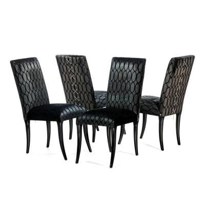 4 Chaises Design Italien Par Ipe Visionnaire Décoration De Grand Luxe