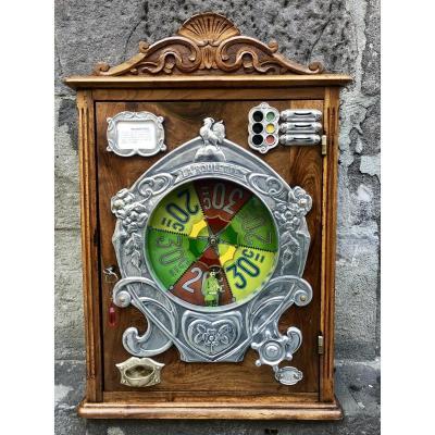 """Machine à Sous Roulette """" La Gauloise """""""