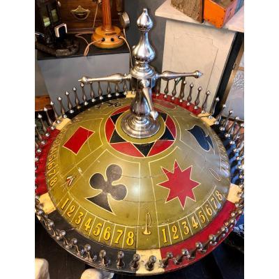 Roulette Foraine Loterie Jeu