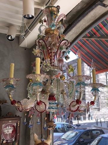 Murano 8 Lumières Multicolore-photo-4