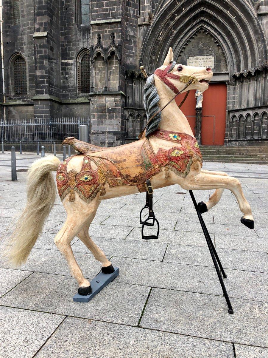 Magnifique Cheval Friedrich Heyn