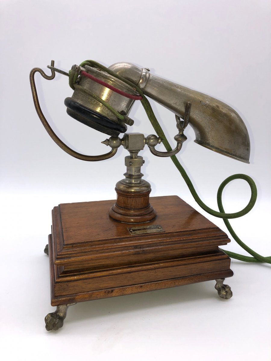 Téléphone Mobile Système Berliner
