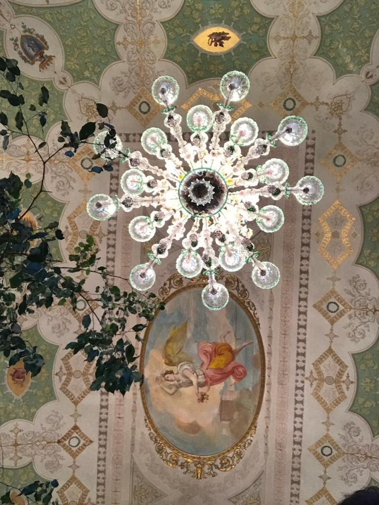 Paire De Lustre De Venise 27 Lumières-photo-3
