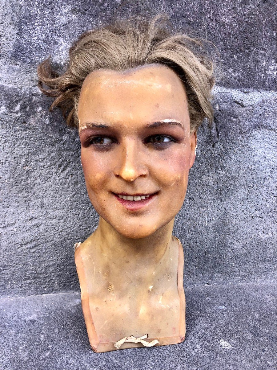 Tete Cire Mannequin