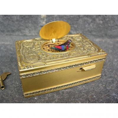 Automate Boîte à Oiseau Siffleur