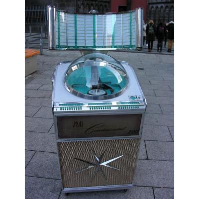 Juke-box Ami Continental 1