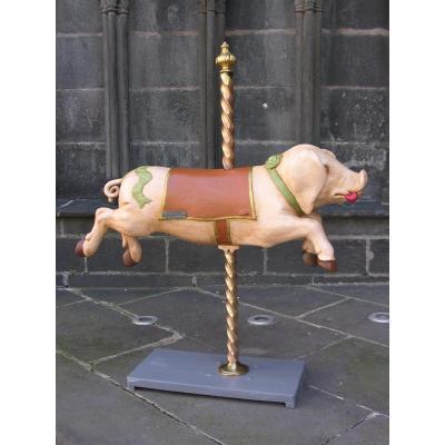 Cochon Henri De Vos