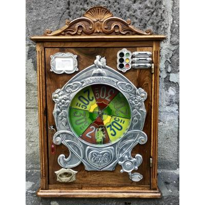 "Roulette Slot Machine ""la Gauloise"""