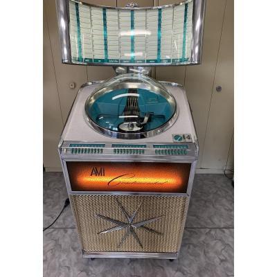 Juke-box Continental Ami Radar