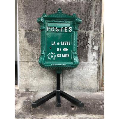 Boite Aux Lettres Mougeotte